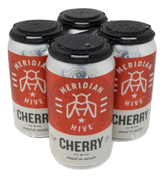 2019 Cherry 4 Pack Cans
