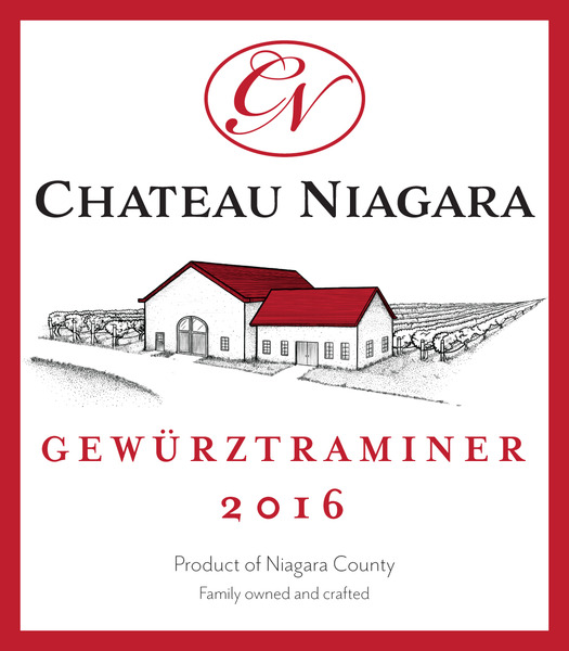 Product Image for 2018 Chateau Niagara Dry Gerwürztraminer
