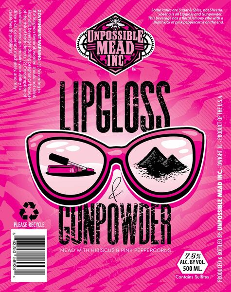Product Image for 2019 Lipgloss & Gunpowder