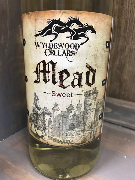2019 Honey Mead