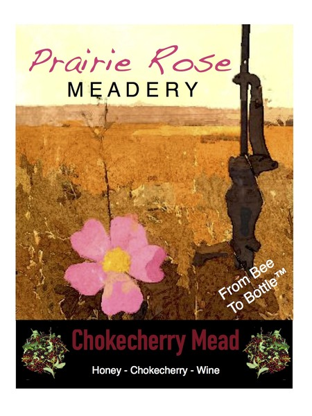 Product Image for 2017 Chokecherry Mead