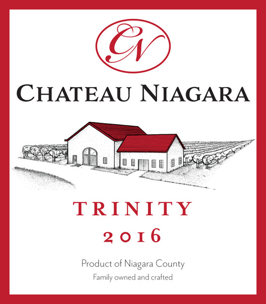 Product Image for 2017 Chateau Niagara Trinity