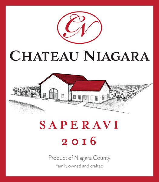 Product Image for 2018 Chateau Niagara Saperavi