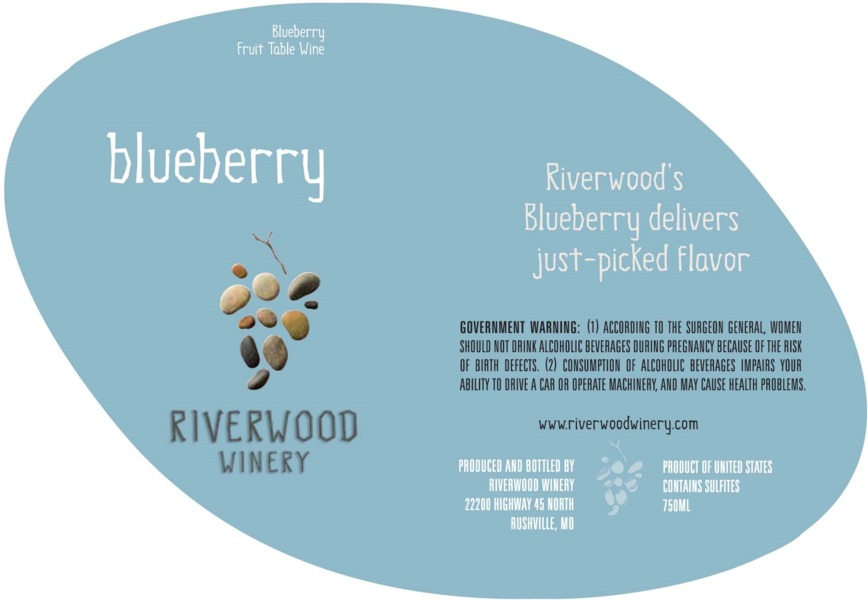 Product Image for Blueberry Wine