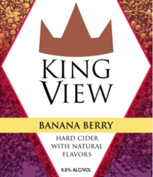 Product Image for Banana Berry Hard Cider