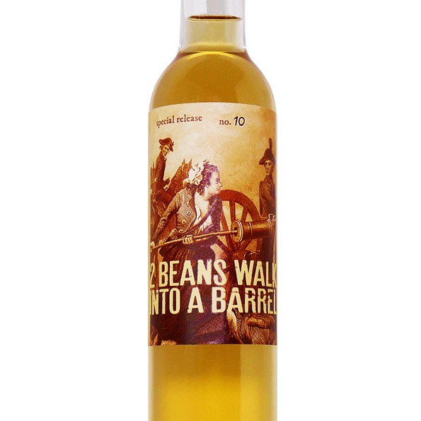Product Image for 2 Beans Walk into a Barrel
