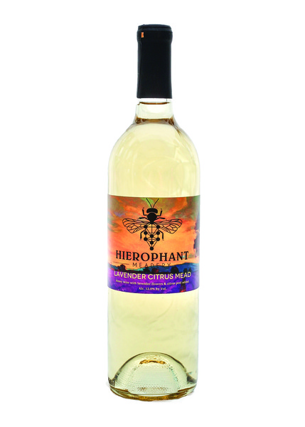 Product Image for Lavender Citrus Mead 750ML