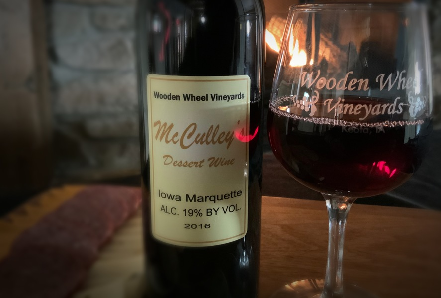 2018 McCulley's Dessert Wine