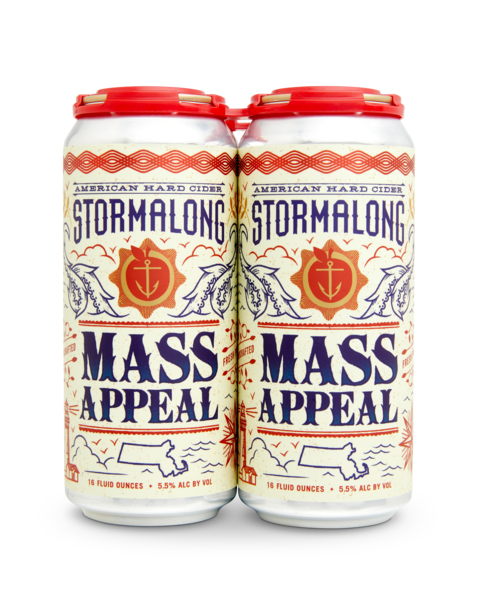 Mass Appeal 16 oz. 4 Pack