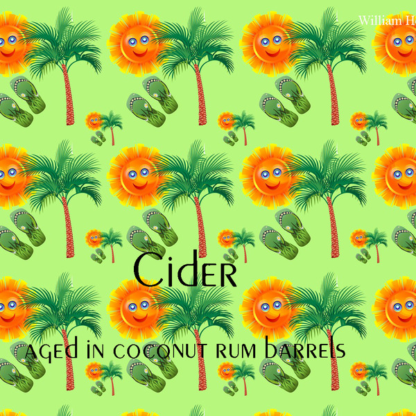Product Image for 2019 Collusion Coconut Rum Barrel Aged Cider