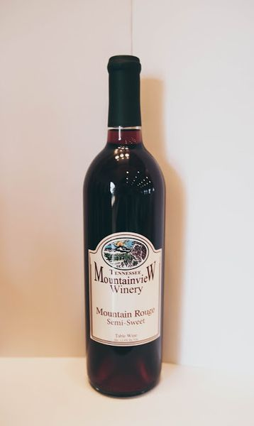 2018 Mountain Rouge (semi-sweet)