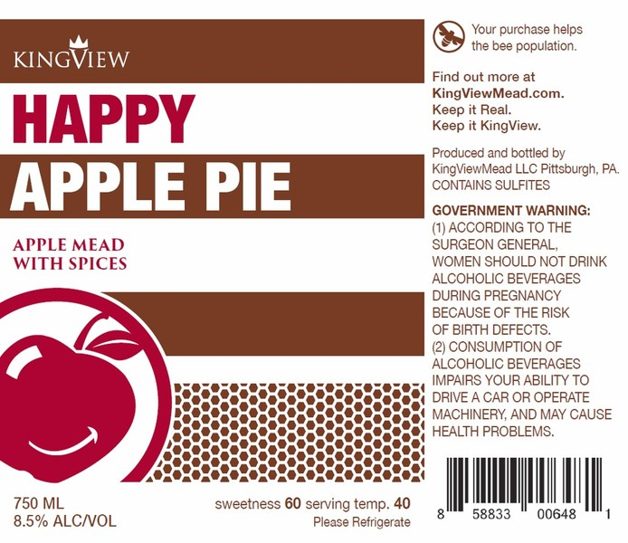 Product Image for Happy Apple Pie Mead
