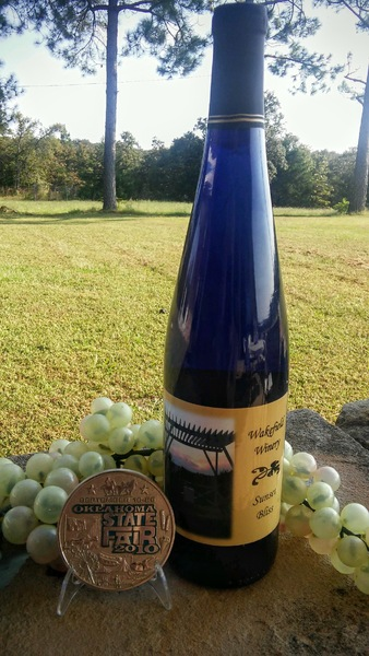 2019 Sunset Bliss (Tropical Fruit Riesling)