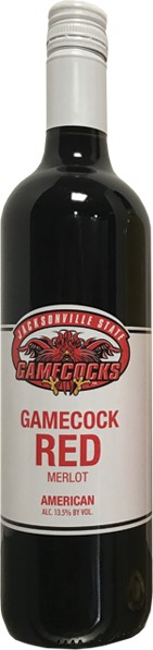 Product Image - JSU Gamecock Red Merlot