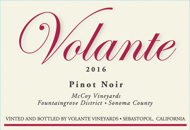 Product Image for 2016 Pinot Noir