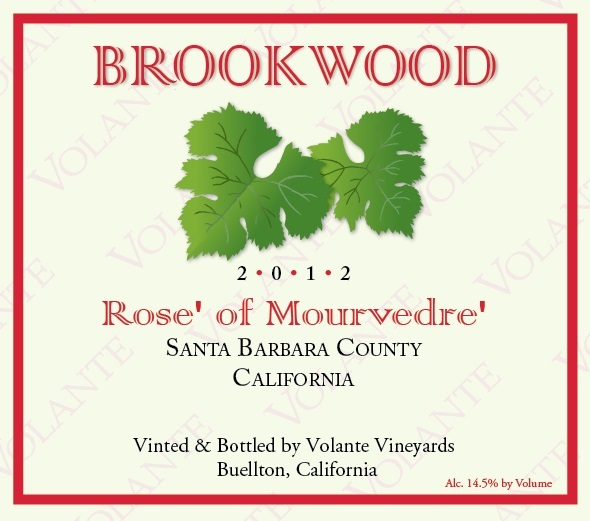 2012 Brookwood Rose