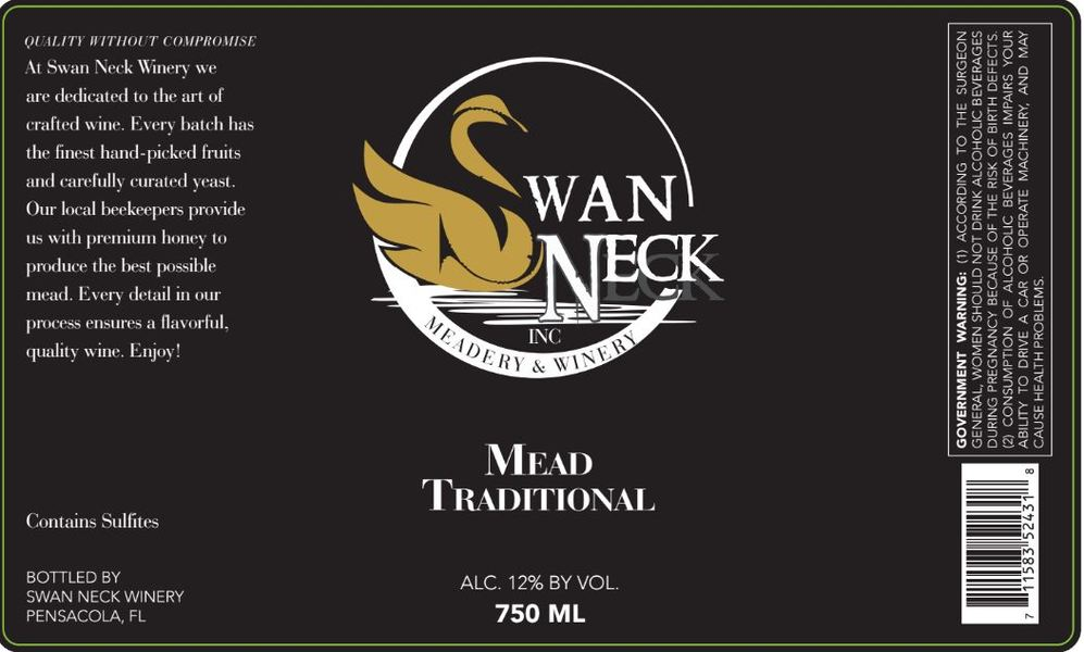 Product Image for 2017 Mead Traditional
