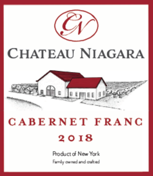 Product Image for 2018 Chateau Niagara Cabernet Franc
