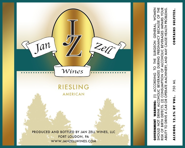 Product Image for 2015 Riesling - Semi Sweet
