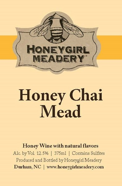Product Image for 2019 Honey Chai Mead
