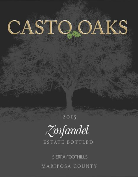 2015 Estate Zinfandel