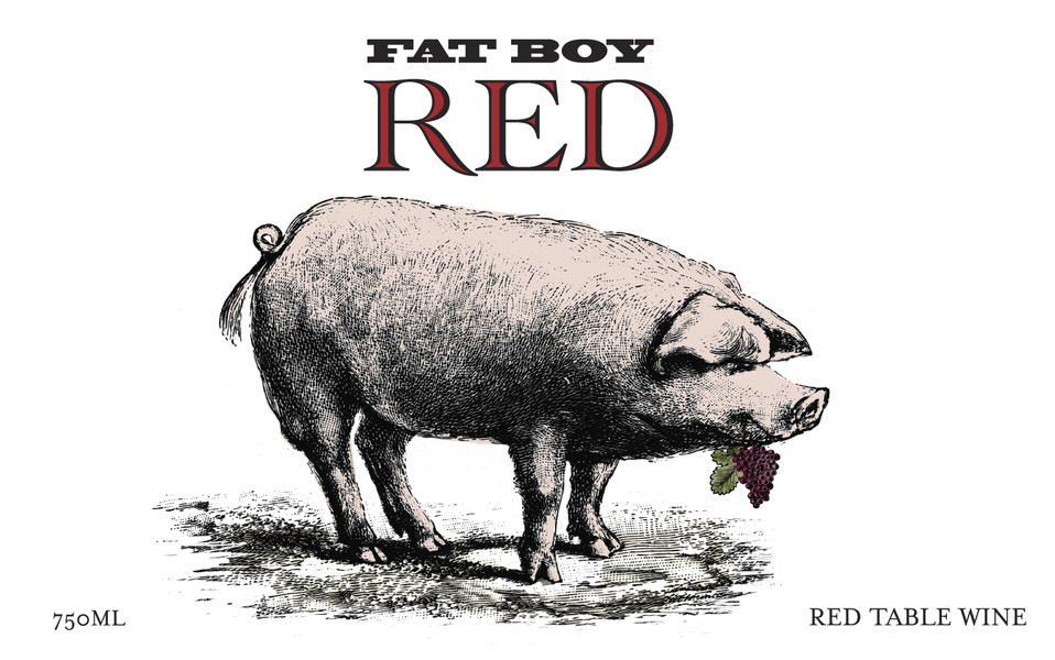Fat Boy Red