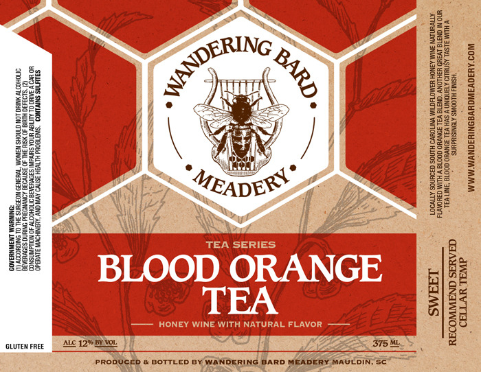 2017 Blood Orange Tea