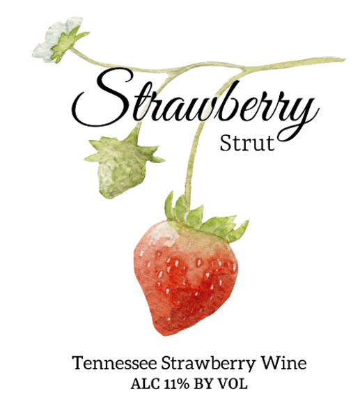 Strawberry Strut