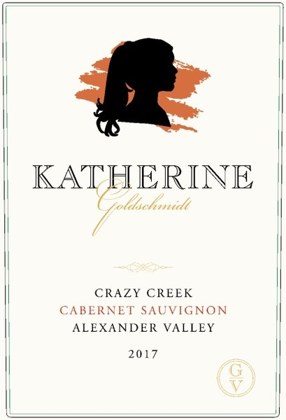 Product Image for 2017 Katherine Goldschmidt AV Crazy Creek Cabernet Sauvignon