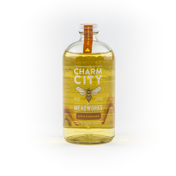 Image result for CHARM CITY MEAD APPLE CINNAMON