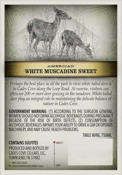 Product Image for 2015 Sweet White Muscadine
