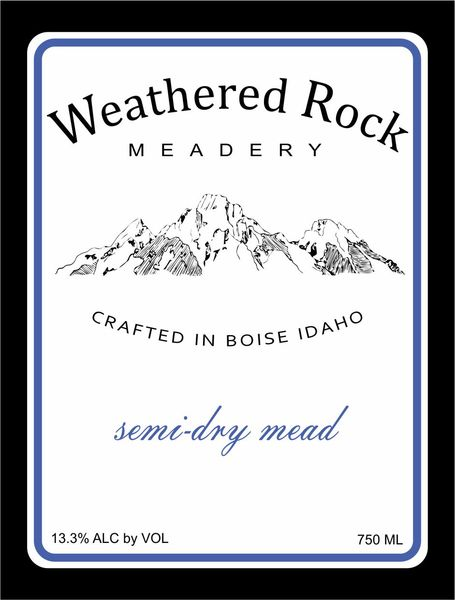 Product Image for Semi Dry Mead