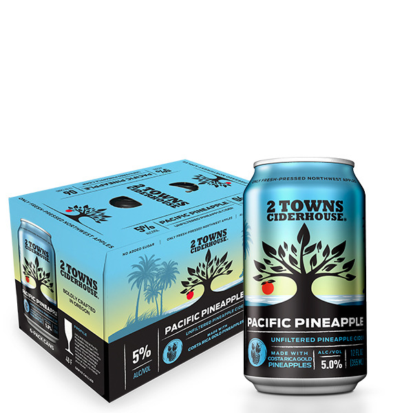 Product Image for Pacific Pineapple 6 Pack