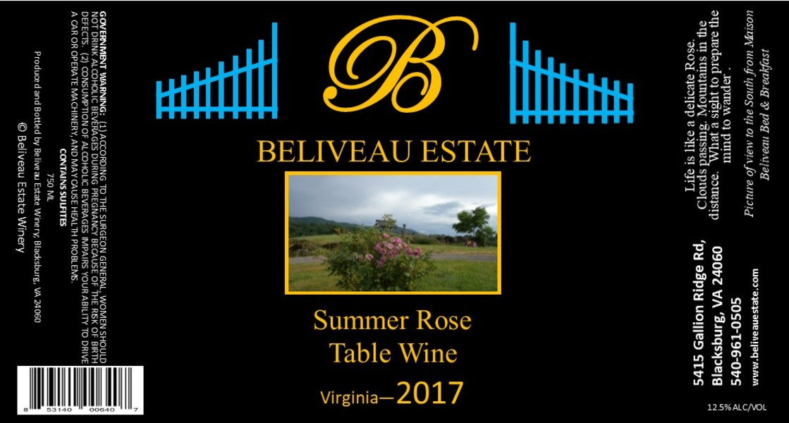 Product Image for 2017 Summer Rose