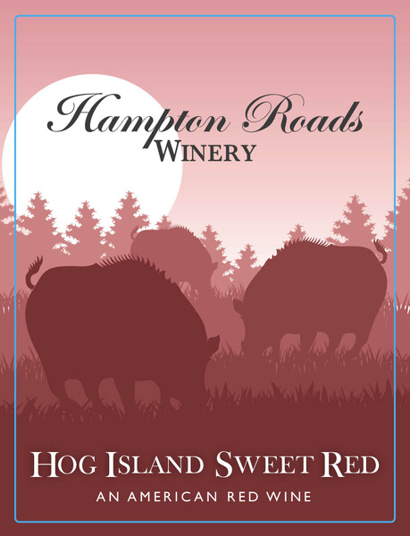 2019 Hog Island Sweet Red
