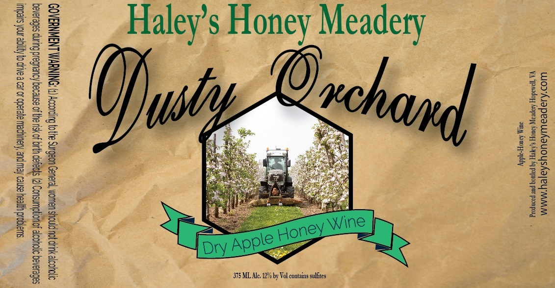 Product Image for 2019 Dusty Orchard