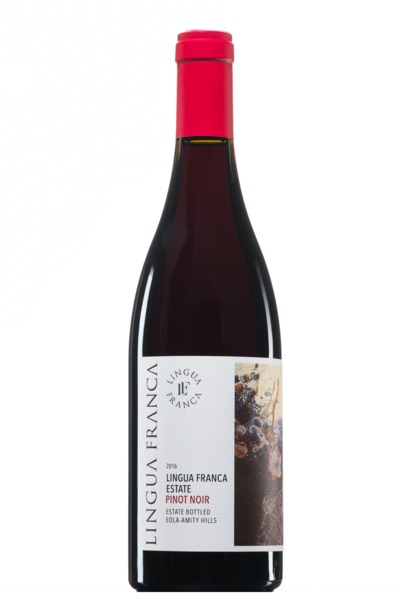 Product Image for 2016 Lingua Franca Estate Pinot Noir