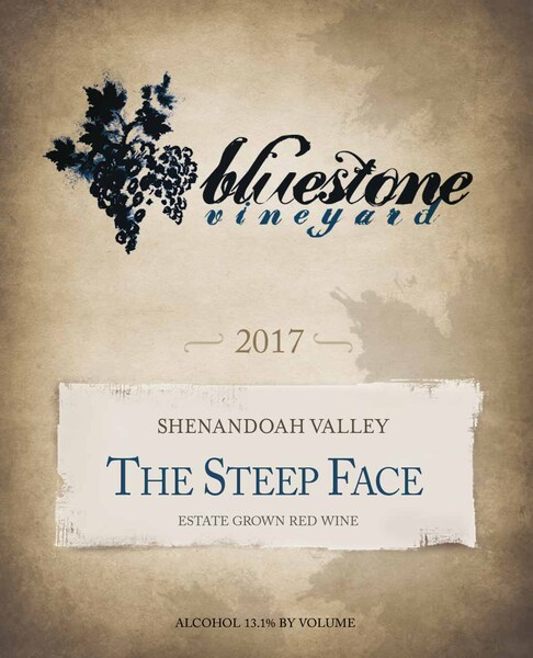 2017 The Steep face