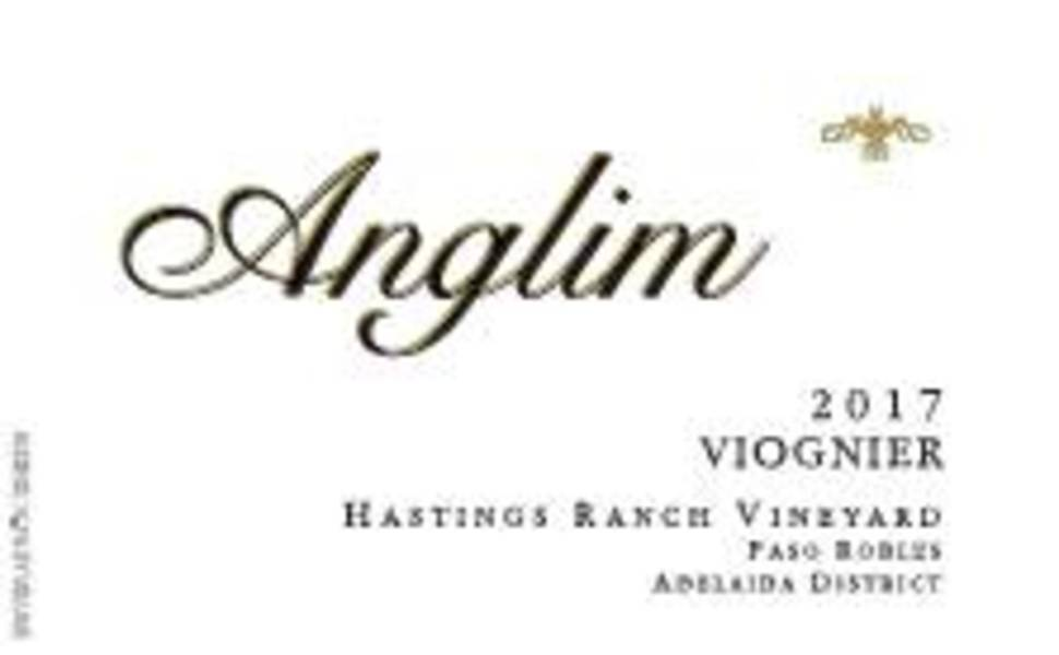Product Image for 2017 Viognier Hastings Ranch Vineyard, Paso Robles Adelaida District