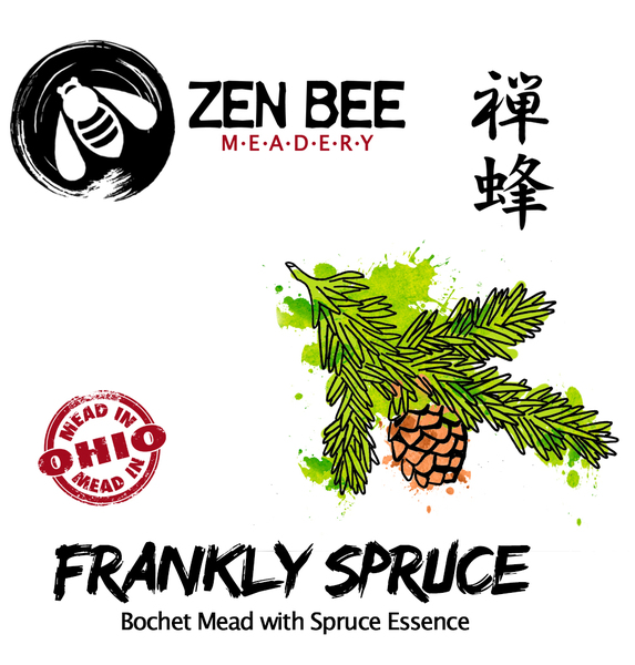 Frankly Spruce - Session Mead