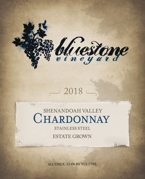 2018 Stainless Steel Chardonnay