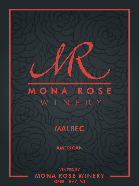 2015 Malbec (Silver and Gold medal winner)