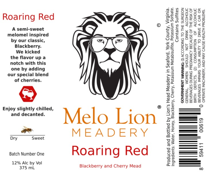 Product Image for 2018 Roaring Red