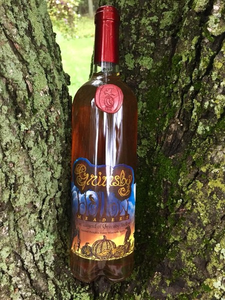 Product Image for The Legend of Grimsby Hollow - Smoked Pumpkin Mead