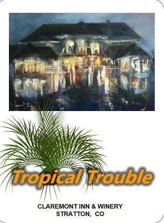2016 Tropical Trouble