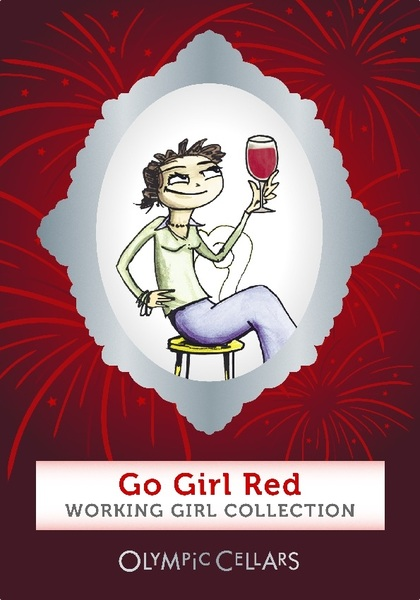 Product Image for Go Girl Red