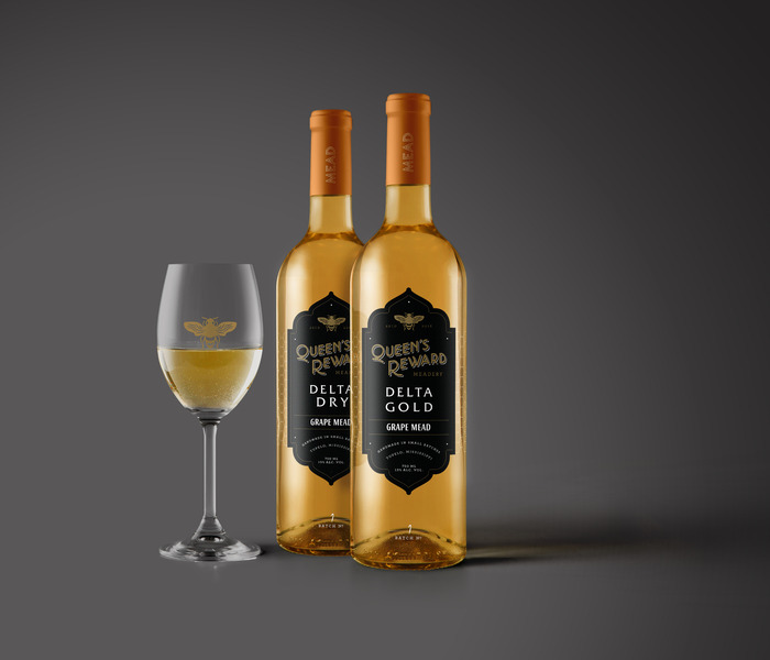 Product Image for 2018 Delta Dry - Honey Riesling Mead