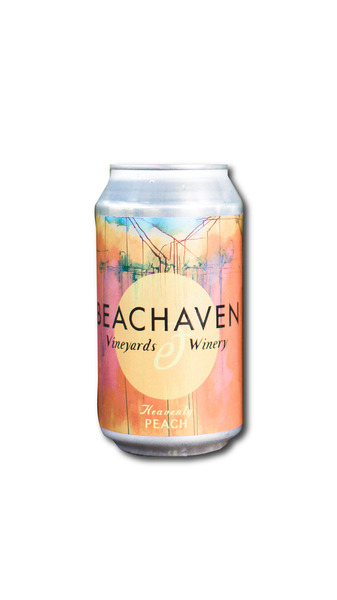 Peach Wine Canned