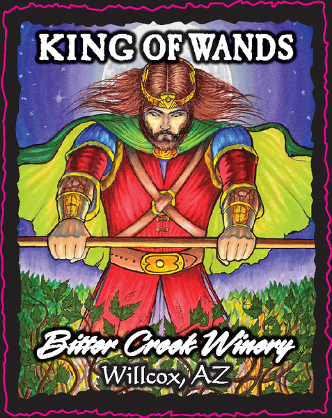 Bitter Creek Winery: King of Wands