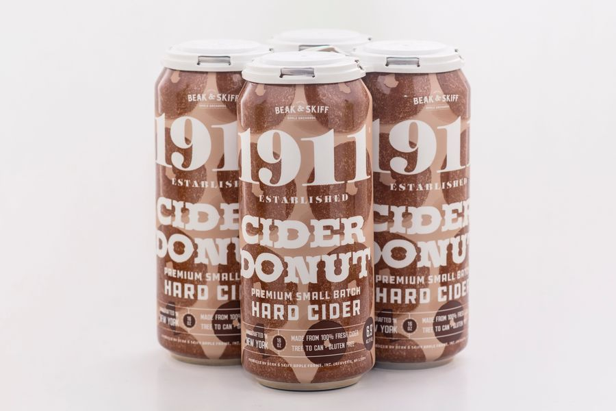 Product Image for 2019 Cider Donut Hard Cider - 12 x 16oz Cans